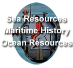 Sea Resources, maritime law and history and vast ocean resources section of www.sealand.tv navigation center